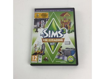 The sims, Datorspel, sims 3 stadslivet , Flerfärgad