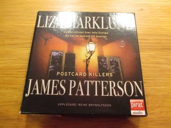 Liza MArklund James Patterson - Postcard Killers