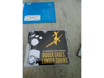 The International Noise Conspiracy - Bigger Cages, Longer Chains (cd maxi)