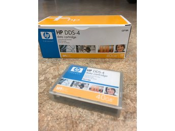 HP DDS-4 data cartridge 40 gb