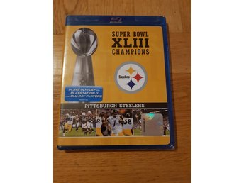 Blu-ray SUPER BOWL XLIII