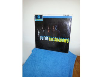 LP The Shadows  Columbia 33SX Out Of The Shadows UK 1962