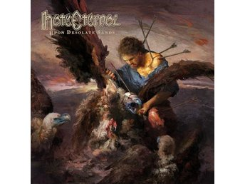 Hate Eternal: Upon desolate sands 2018 (CD)