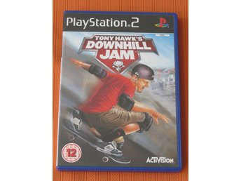 Tony Hawks Downhill Jam