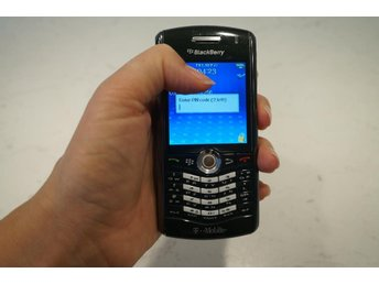 Blackberry mobiltelefon