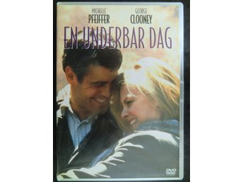 FRI FRAKT!! En underbar dag - One fine day DVD George Clooney Michelle Pfeiffer