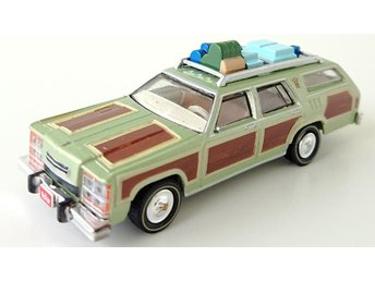 1979 Ford LTD Country Squire 1/64 Greenlight pistagegrön