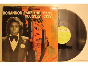 BOHANNON - TAKE THE COUNTRY TO N.Y. CITY