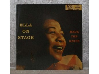 ELLA ON STAGE - Mack the Knife