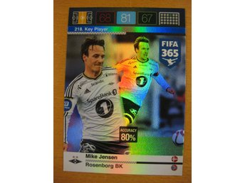 KEY PLAYER - MIKE JENSEN - ROSENBORG - ADRENALYN - FIFA 365