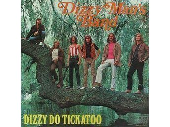 Dizzy Man's Band - Dizzy Do Tickatoo -  LP Vinyl