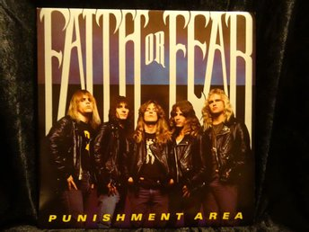 Faith Or Fear Punishment Area