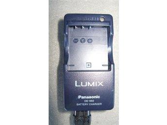 Panasonic Lumix batteriladdare DE-992A - Hammarö - Panasonic Lumix batteriladdare DE-992A - Hammarö
