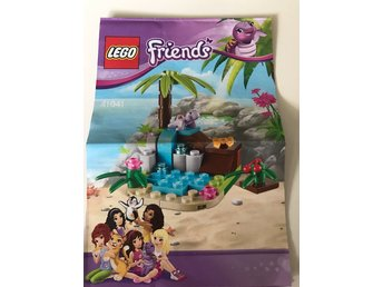 Lego Friends Sköldpadda