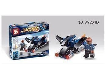 Ny! Super Hero Nick Fury set