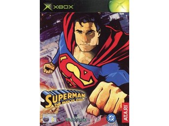 XBOX - Superman: The Man of Steel (Beg)