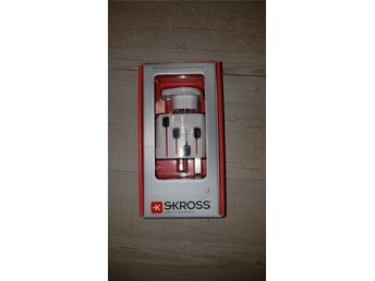 World Travel Adapter - SKROSS - 2 Styck