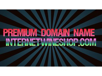 Premium Domain Name Internetwineshop.com