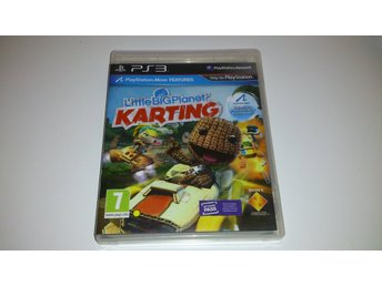 - Little Big Planet Karting PS3 -