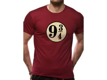 HARRY POTTER - PLATFORM 9 3/4S  (UNISEX)  T-Shirt - Large