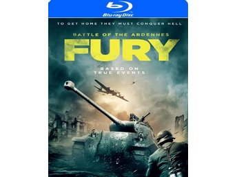 Fury - Battle of the Ardennes (Blu-ray)