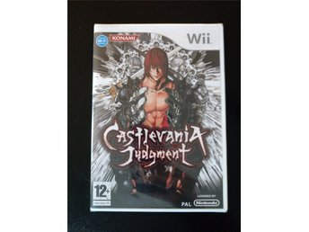 Castlevania Judgment (Wii) (NYTT)