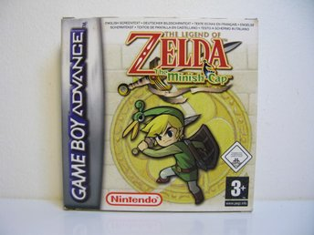 Nintendo Game boy Advance Zelda The Minish Cap