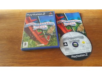 ROLLERCOASTER WORLD PS2 BEG