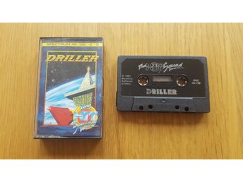 """Driller"" till Spectrum 48k (The Hit Squad)"