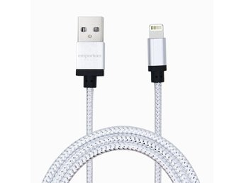 iPhone Lightning Kabel - silver