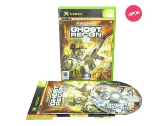 Tom Clancy's Ghost Recon 2 (EUR / XBOX)