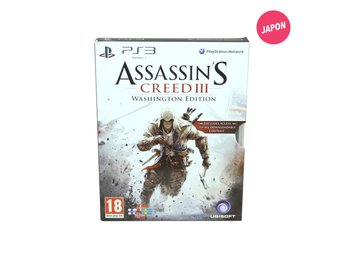 Assassin's Creed 3: Washington Edition (EUR / PS3)