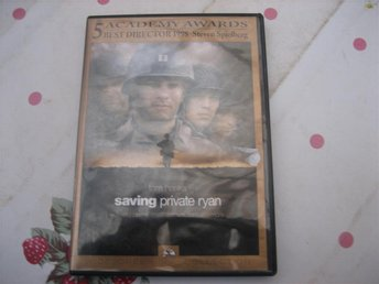 Saving Private Ryan (av Steven Spielberg med Tom Hanks)