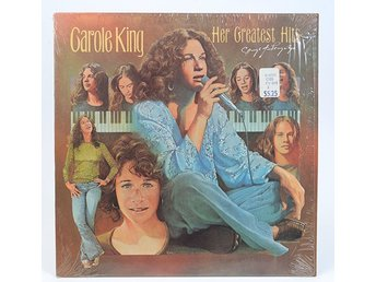 Carole King - Her Greatest Hits (Songs Of Long Ago) 34967 LP 1978