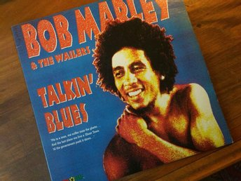 Bob Marley & The Wailers - TALKIN' BLUES - vinyl LP