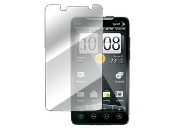HTC Evo 4G Displayskydd (Spegel)