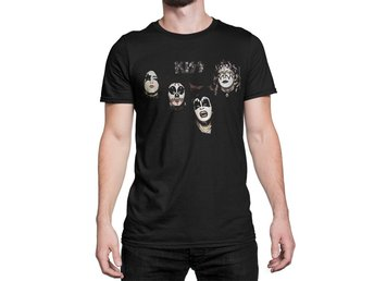 Kiss - 1974 T-SHIRT - Large