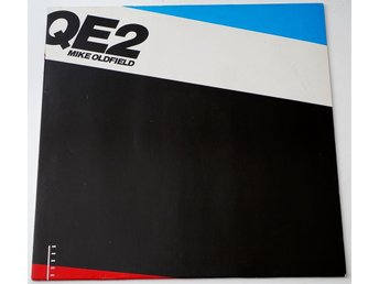 Mike Oldfield / QE2 LP 1980