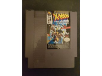 The Uncanny X-Men - NES - USA