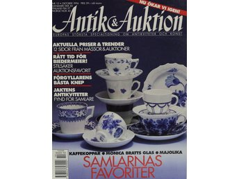 Nr 10, 1996, Antik & Auktion