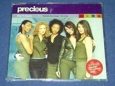"Eurovision 1999 United Kingdom Precious ""Say it again"" CD-single"