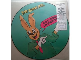 "Bildskiva - Jive Bunny - Swing the mood - ""Maxisingel"""