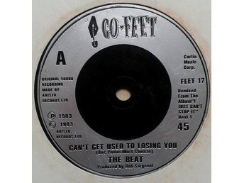 The Beat title*Can't Get Used To Losing You (1983 Remix Version)* Pop Rock, Ska
