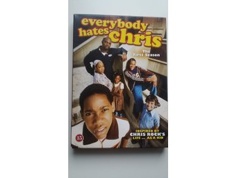 Everybody Hates Chris, Säsong 1. Svensksåld.