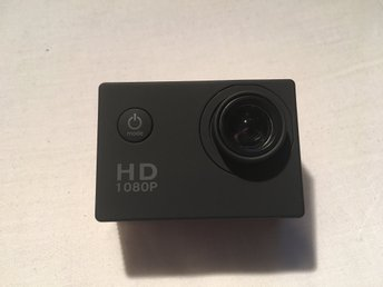 Full HD 1080p Video Action Camera