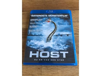 The host - Sv. Text - Blu ray