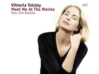 Tolstoy Viktoria: Meet me at the movies (Vinyl LP + Download)