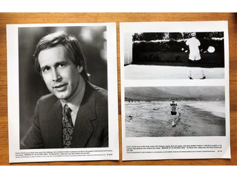 Chevy Chase Memoirs of an invisible man. Fotografi 2 st