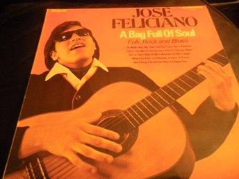 jose feliciano a bag full of soul lp