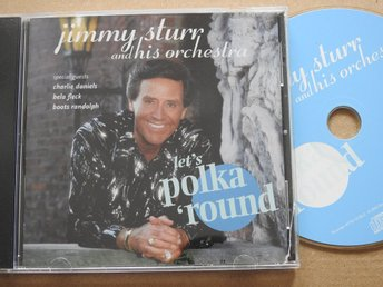 Jimmy Sturr & His Orchestra - Let's polka 'round CD